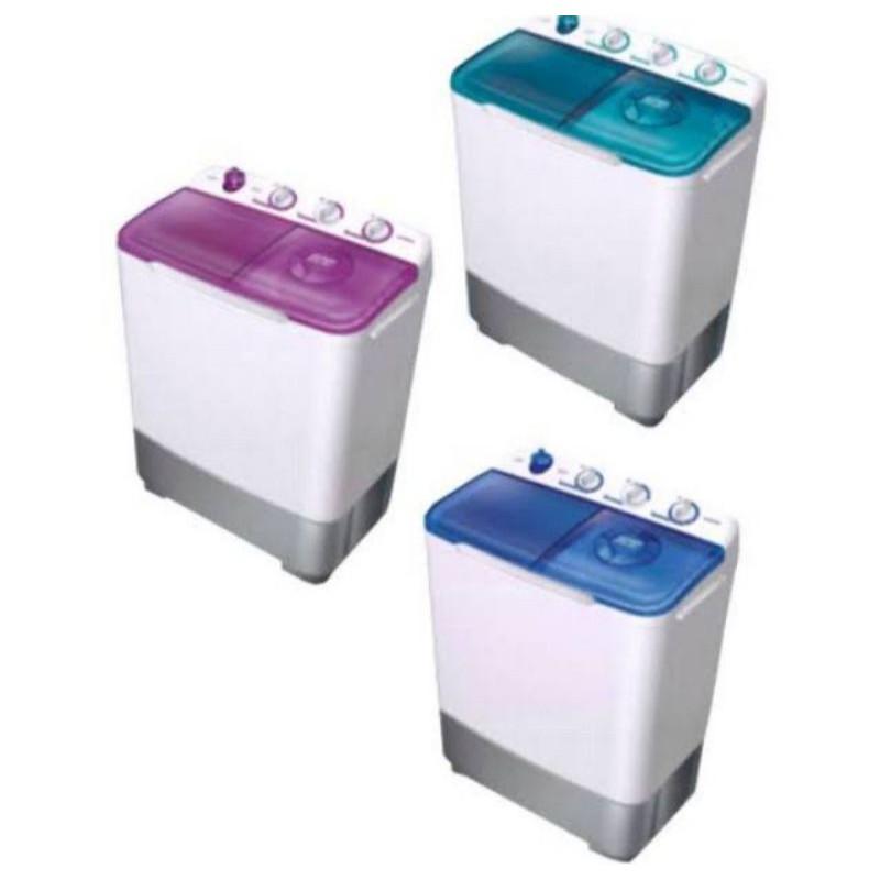 mesin cuci Sanken 2 tabung TW 8800 8kg