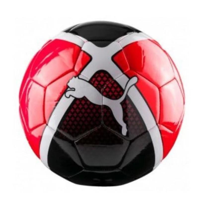 Kicosport Bola futsal puma Evosala merah hitam original new 2018 ... efdc9db84a