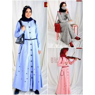 Harga Abaya Dannis Terbaik Fashion Muslim Maret 2021 Shopee Indonesia