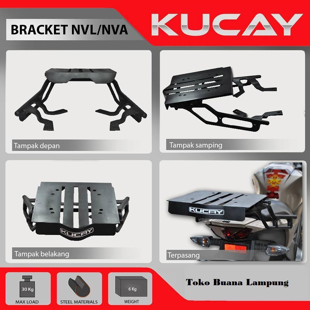 breket Kucay HDR Yamaha New Vixion Lightning and advance NVL NVA   Shopee Indonesia
