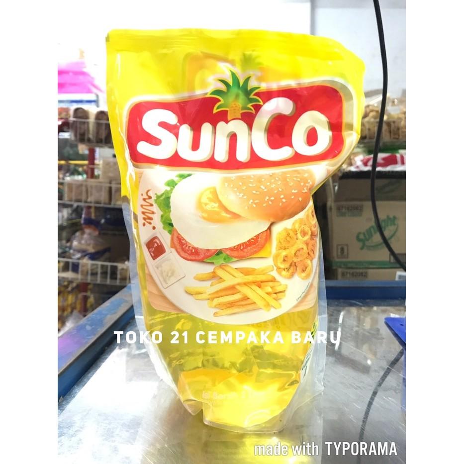 Minyak Goreng Sunco 1lt Refill Shopee Indonesia Bimoli 2 Liter Isi 6 Pc