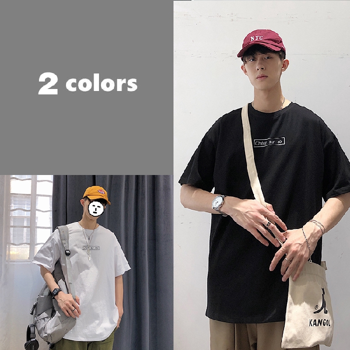 Two Short-Sleeved Blouse with Caps Fashion Comfort Top Mens Summer