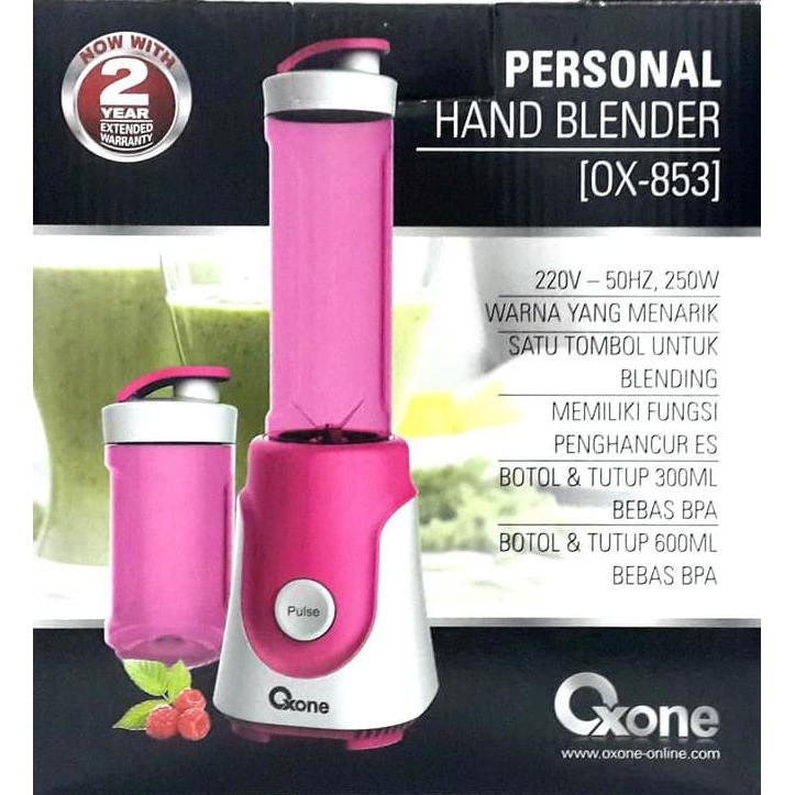 Oxone Hand Blender & Chopper Ox-292 Best Seller | Shopee Indonesia