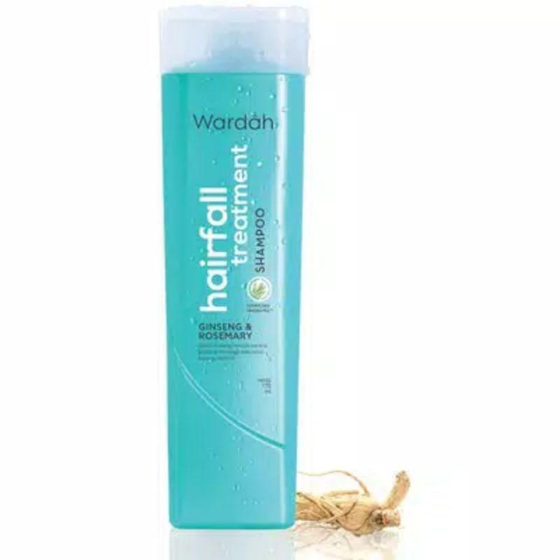 Wardah Shampoo Hairfall Treatment/ shampoo wardah