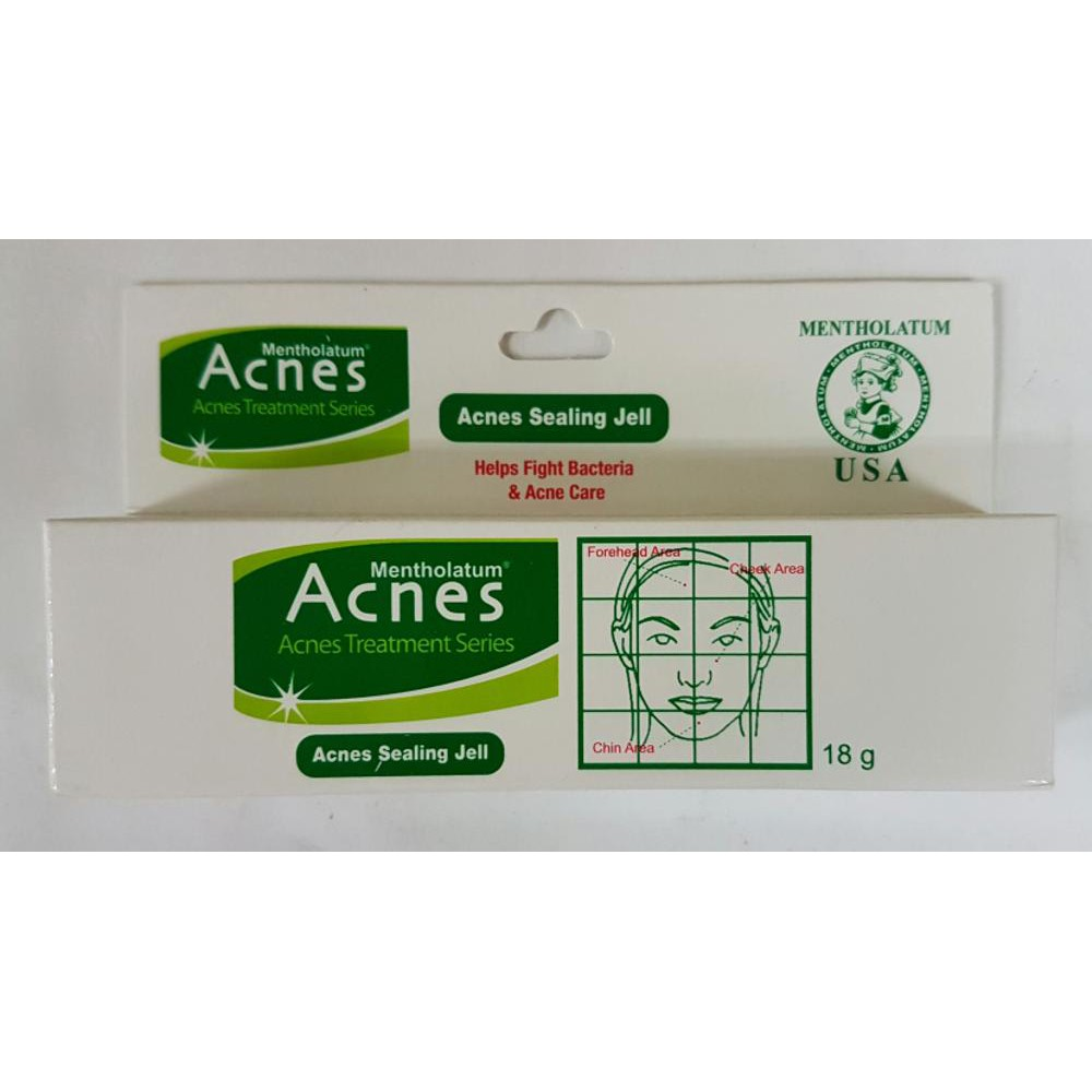 Acnes Sealing Jell Shopee Indonesia Gel