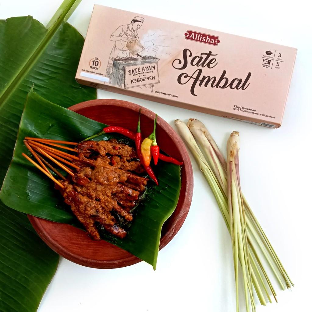 Sate Ambal Allisha 1 pcs | Shopee Indonesia