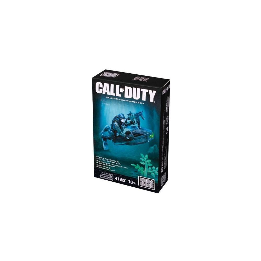 Mega Bloks Call Of Duty Seal Specialist Shopee Indonesia