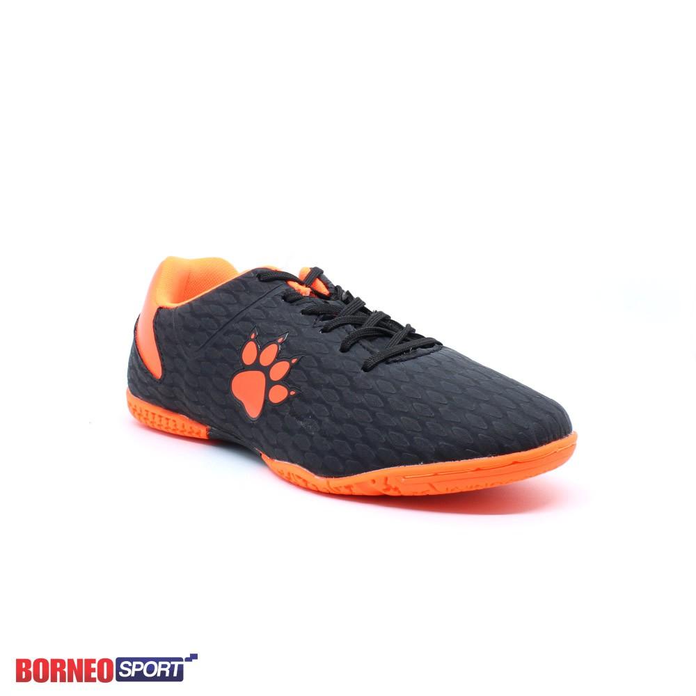 1fee83b4fea SEPATU FUTSAL KELME - KELME STAR 9 Black Orange