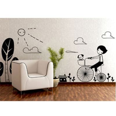 CB 029 ST20 Winnie The Pooh wallsticker wall sticker stiker dinding | Shopee Indonesia