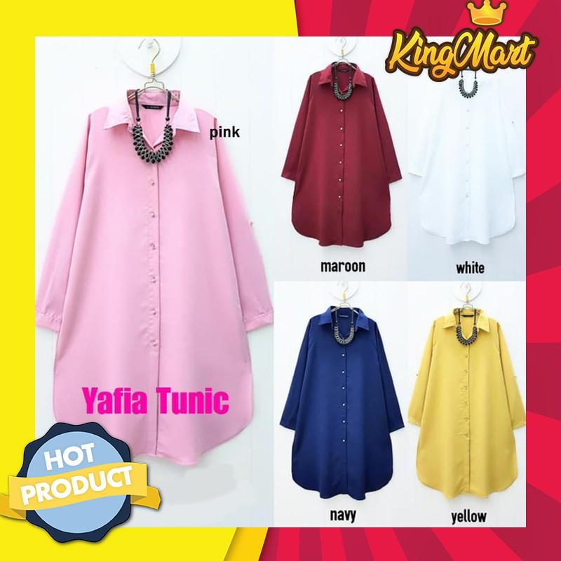 King Fashion Wanita - Atasan - Blouse Atasan Spandek Korea Import Bigsize Fit To Xxxl Kode E22138 | Shopee Indonesia