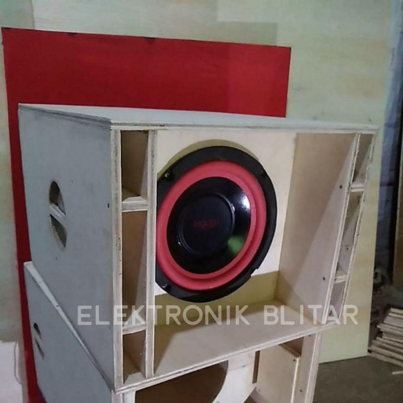 BOX SPEAKER SPL 6 inch