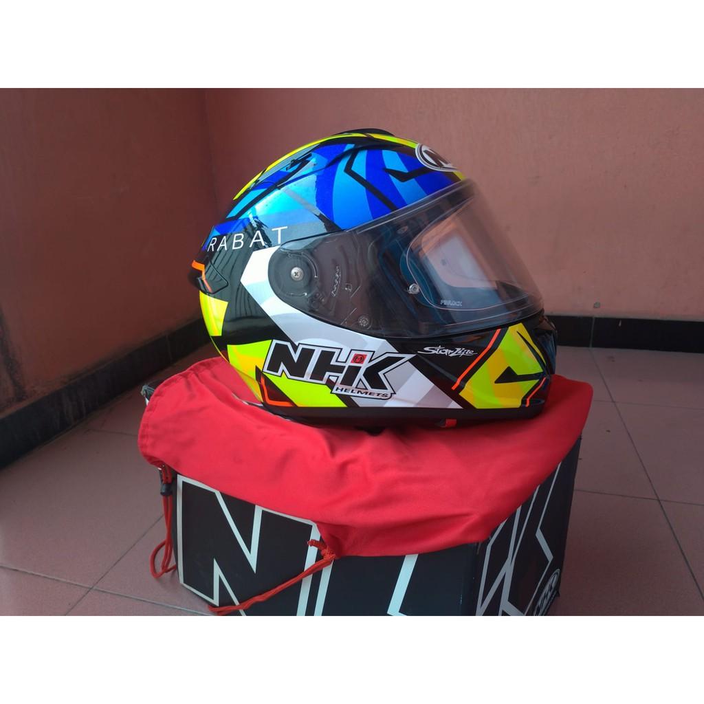 Helm NHK GP Prime Tito Rabat