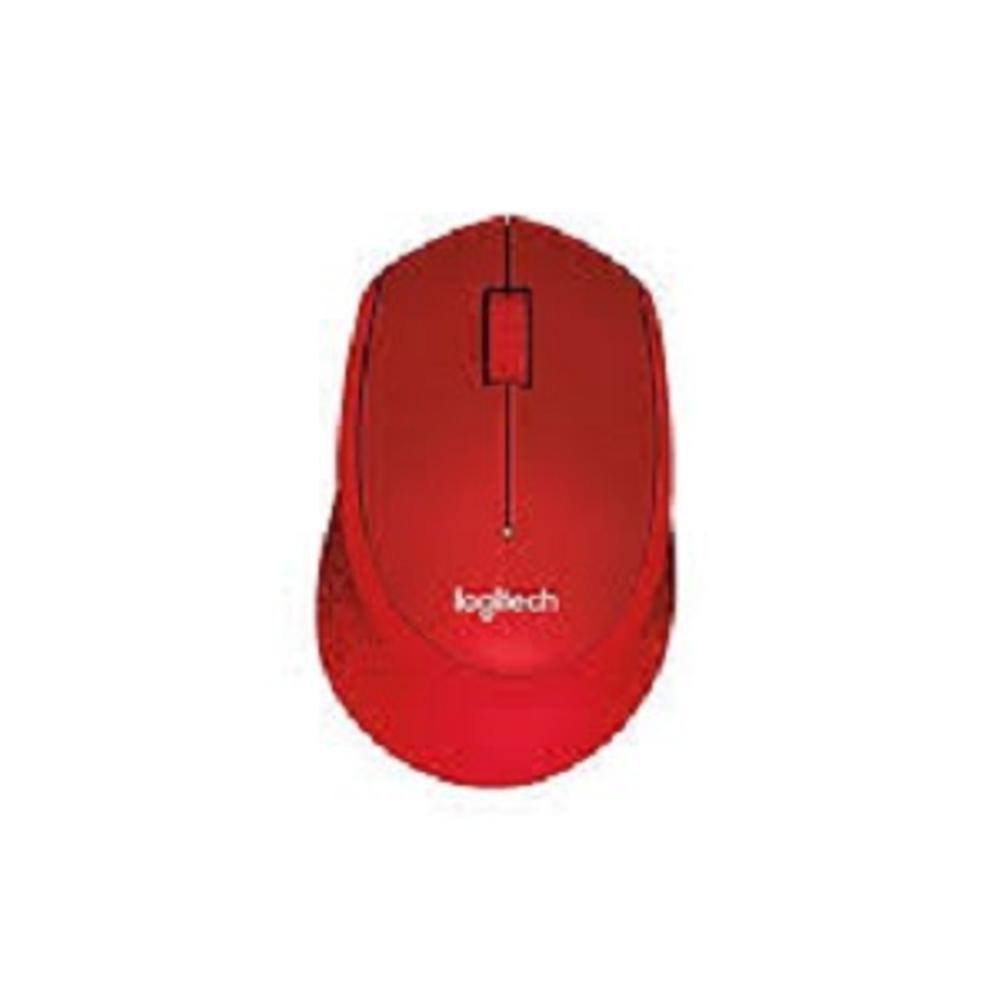 Mouse Wireless Logitech M331 Silent Plus No Clickling Sound Garansi Resmi Shopee Indonesia