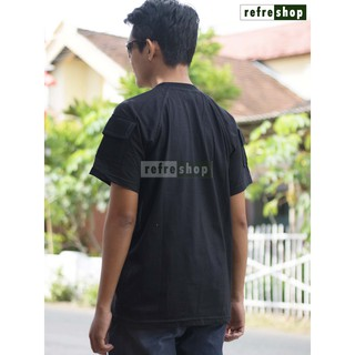 Kaos Tactical Army Adem Lembut Nyaman Cotton Tebal Militer TNI Polisi KTC0102DD Awet .