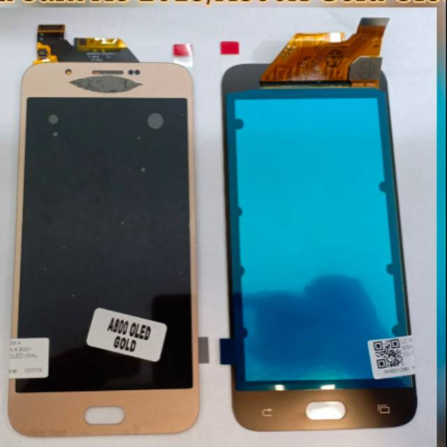 LCD SAMSUNG A800 / A800X A8 2015 OLED FULLSET TSCREEN