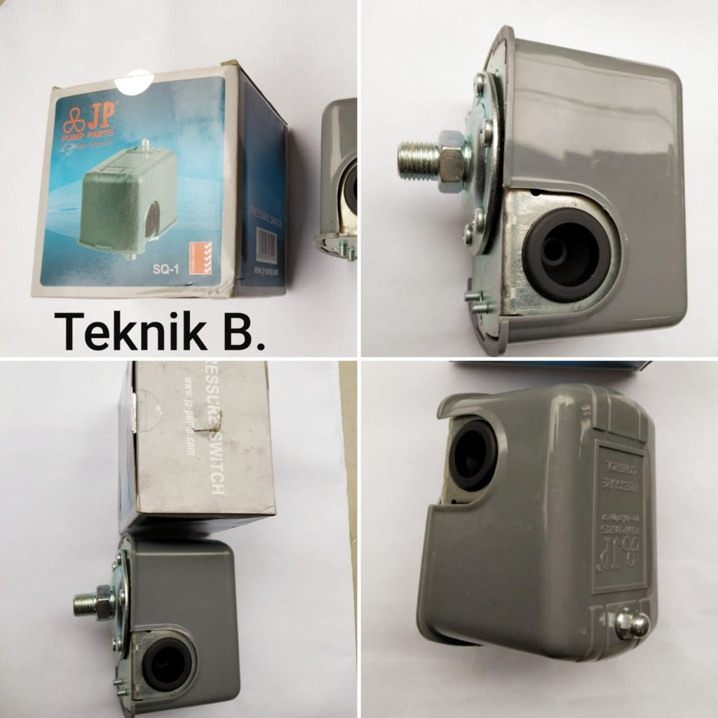 Pressure Switch Otomatis Pompa Air Jp Pm 5 Pressure Switch Otomatis Pompa Dipasang Pada Mesin Air Shopee Indonesia