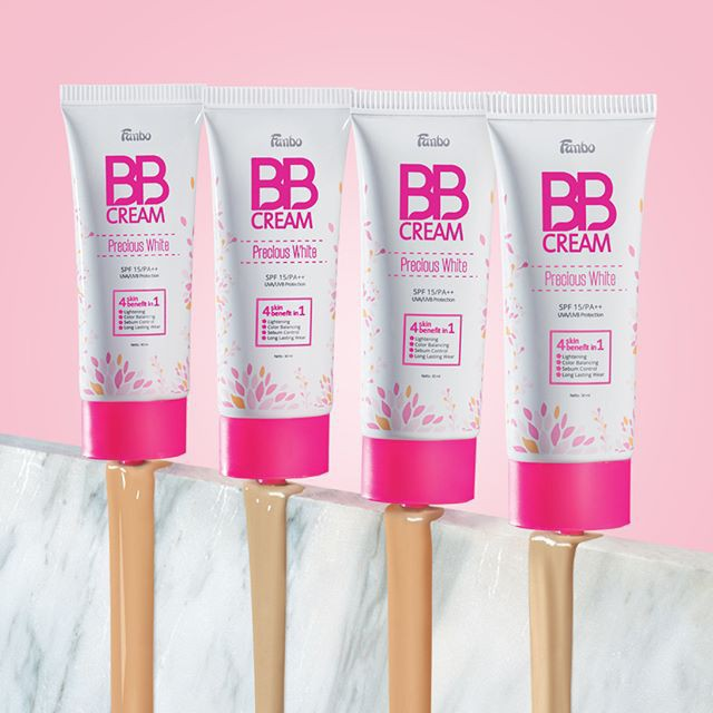 Fanbo BB Cream Precious White