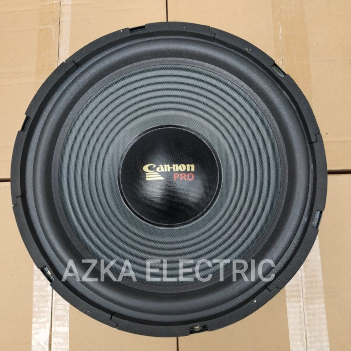 Speaker Cannon Pro 12 Inch Canon Woofer