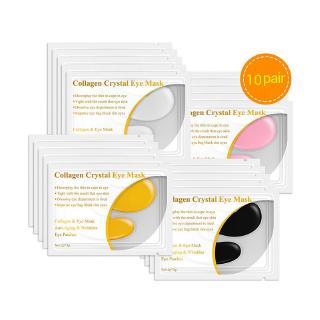 LANBENA 24K Masker Mata Kolagen Emas untuk Anti Aging Kerut 5
