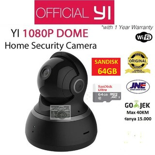[RESMI] Xiaomi Yi Home CCTV Xiaoyi IP Camera Versi International 720p