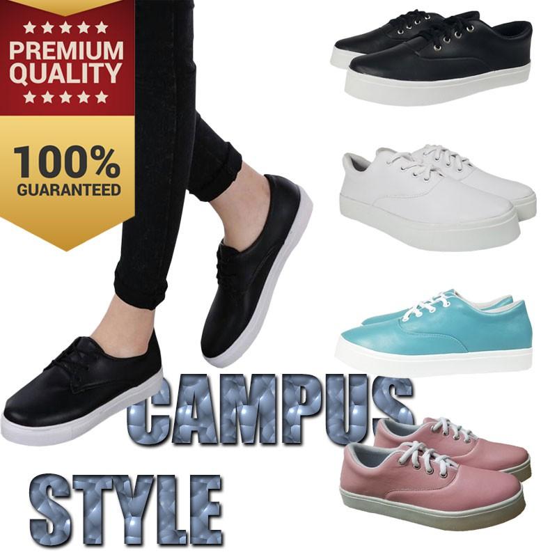 sepatu putih - Temukan Harga dan Penawaran Online Terbaik - Sepatu Wanita  Maret 2019  8c26e96762