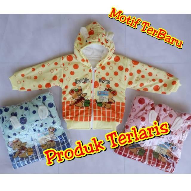 JAKET BAYI  TEBAL jaket anak Baju bayi baju anak SLETING Bagus Murah TERLARIS TERMURAH