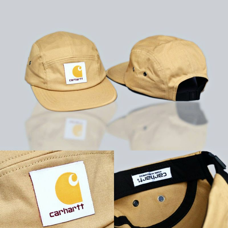 Topi 5panel Carhartt Wip Backley Full Tag High Quality