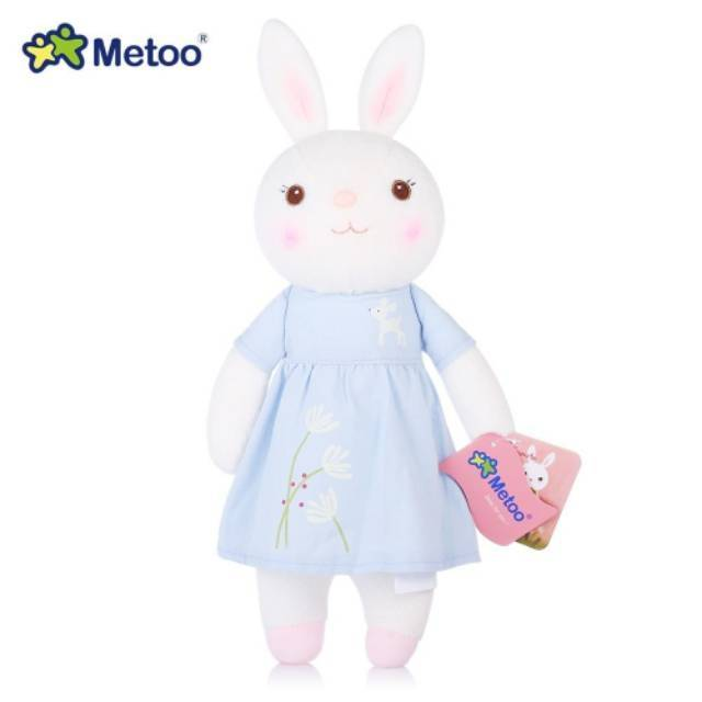 NEW Metoo original rabbit bunny doll import boneka kelinci kostum lucu  cantik 25b7d953b3