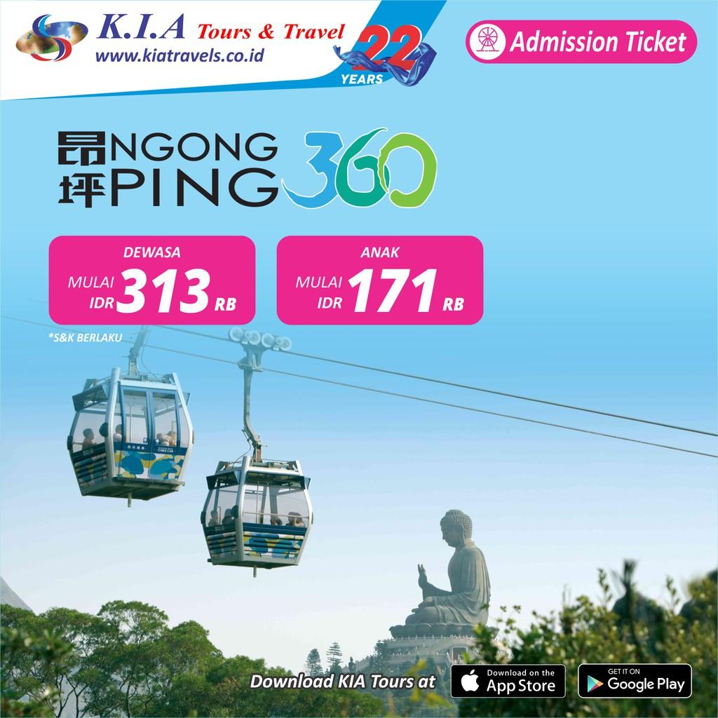 Ngong Ping 360 Fun Pass Standard Cabin Shopee Indonesia Jr Tokyo Osaka Hokuriku Arch Anak 6 11 Thn