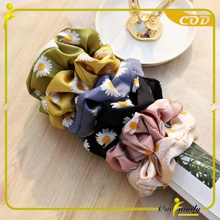 ONE-C72-75 Ikat Rambut Korea Scrunchie Hairband Fashion Wanita Cepol Rambut Aksesoris Wanita thumbnail