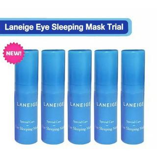 LANEIGE EYE SLEEPING MASK 5 ML TRAVEL SIZE TRIAL KIT thumbnail