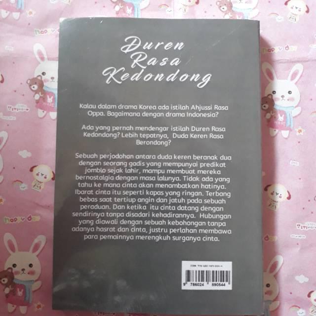 Duren Rasa Kendondong By Sajak Rindu Shopee Indonesia