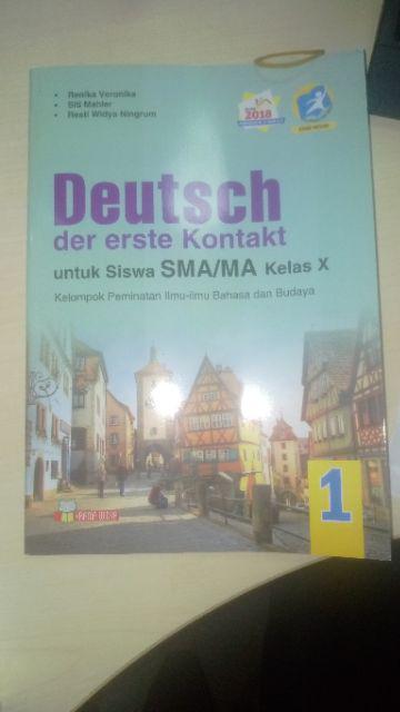 Kunci Jawaban Buku Bahasa Jerman Kelas 10 Kurikulum 2013 ...