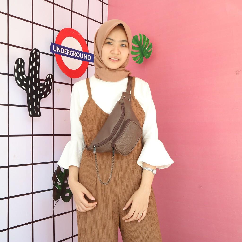 Phillipe Jourdan Erin Tas Selempang Wanita Maroon Coklat Nylon Tacita Tote Bag Hitam Shopee Indonesia