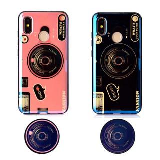 Casing Soft Case Blu-Ray untuk Xiaomi Redmi Note 6 Pro 5 Plus S2 4x Mi A2 Lite A1 Mix 2S Max 2 3