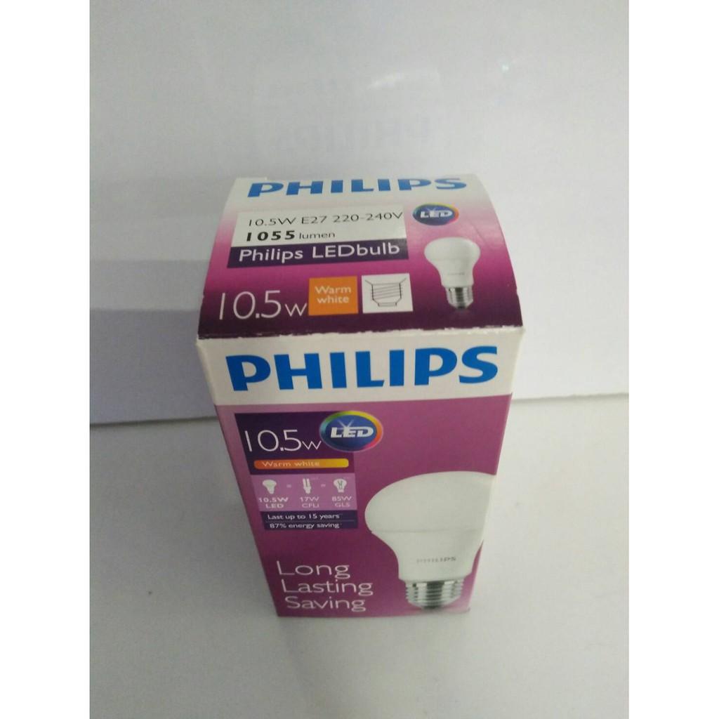 Bola Lampu Philips Led Bulb Multipack 13watt Beli 3 Gratis 1 Ledbulb 8 70w E27 3000k 230v Kuning Shopee Indonesia