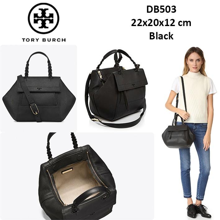 3084d389097 Tas Wanita Tory Burch Quilted Small Shoulder Bag Original