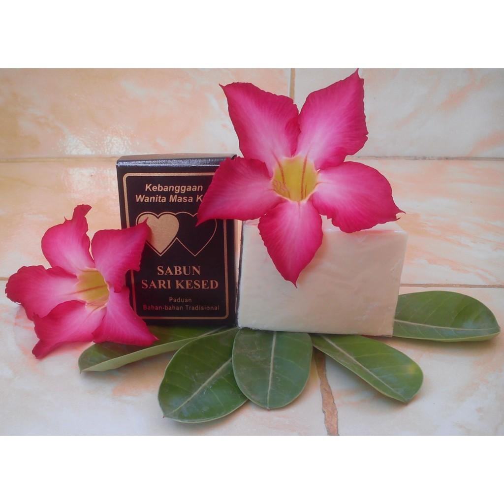 Sabun Sari Kesed Shopee Indonesia Rose Kecil Herbal