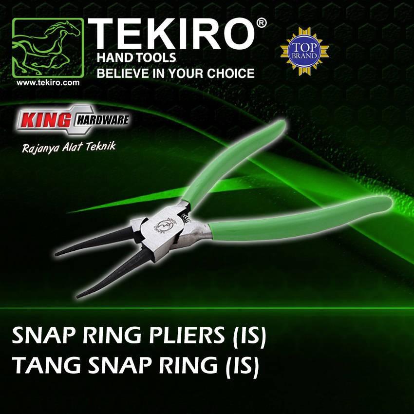 Tang Snap Ring .