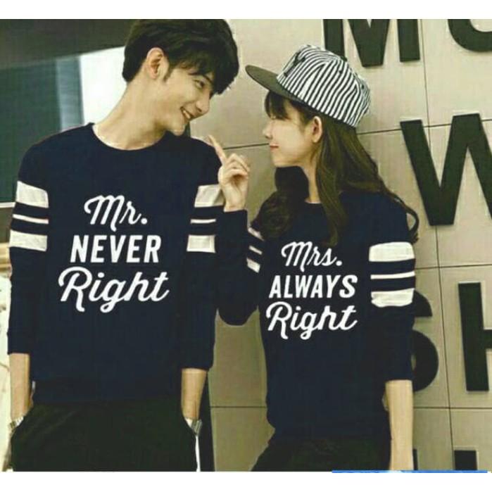 Butikonline83 - Sweater Baju Couple Family - Agen Kaos Kapel Keluarga - Pakaian  Pasangan DRS119  641bae61db