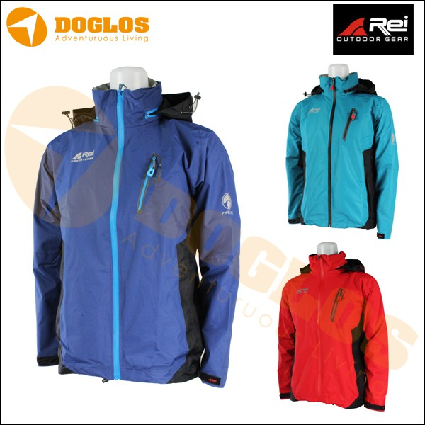 Jaket Rei Pherice Evo Tech Puring Gunung Hiking Travelling Outdoor