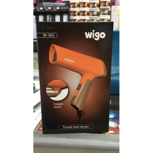 Ub3999 HAIR DRYER WIGO MINI W-350 MERAH ...
