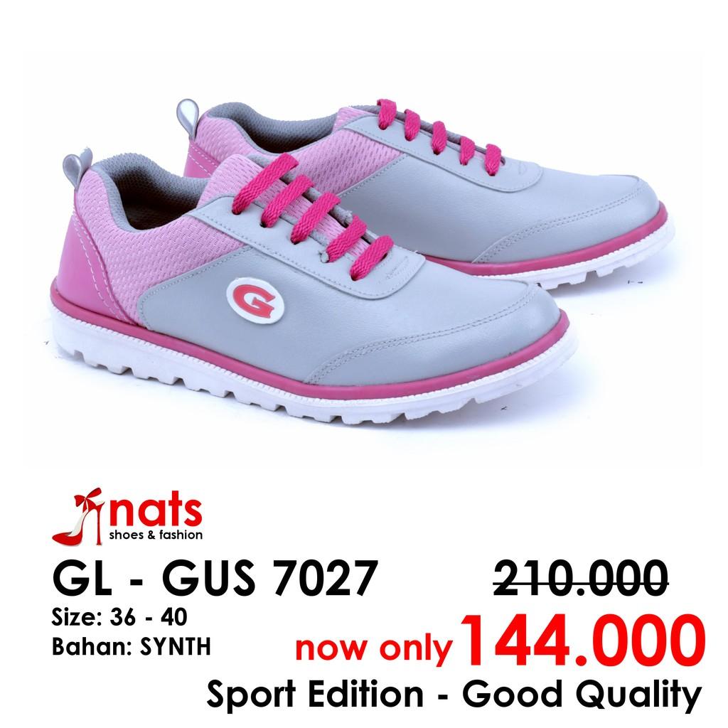Jual Sepatu Olahraga   Sport   Running Wanita - AT 098 Asli Catenzo ... 41feb497c7