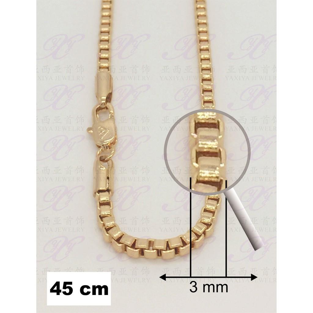 Tiaria 18k Gold Necklace Top Design 25d6 Perhiasan Kalung Emas 30d1 Wanita Berlian Shopee Indonesia