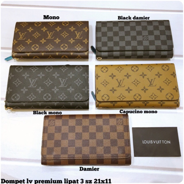 Lv x supreme flap - lv supreme epi leather - louis vuitton supreme - dompet  supreme  85eafe9108