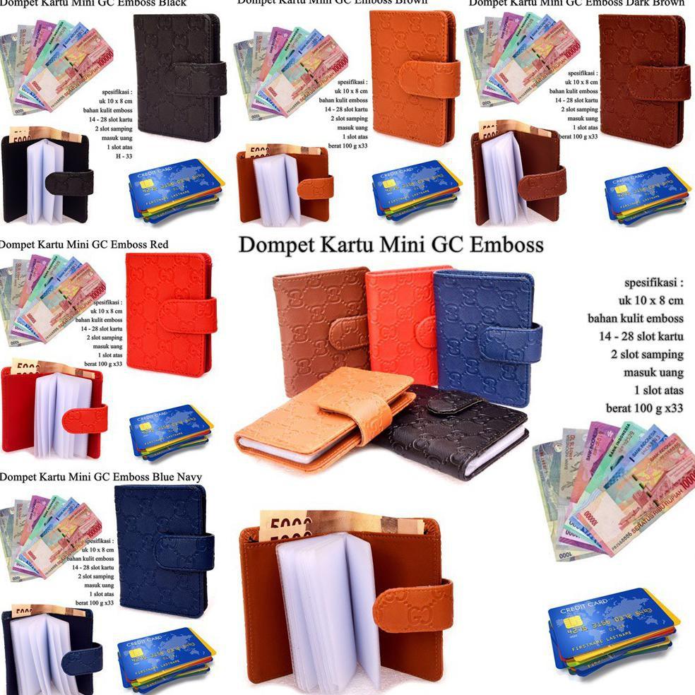 Termurah Card Holder Tempat Kartu 12 Slot Hitam. Source · DSM1330 Dompet  Shopie Martin wallet d02c342760