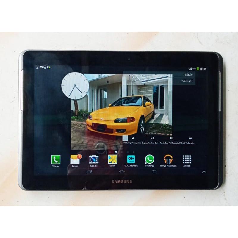 Tablet samsung P5100 10 inci