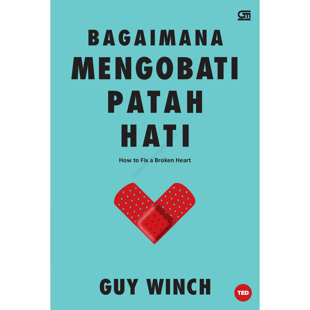 Bagaimana Mengobati Patah Hati Buku Digital Pdf Shopee Indonesia