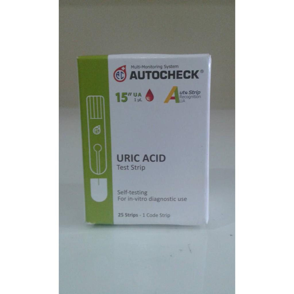 Autocheck Murah 3 In 1 Alat Cek Gula Darah Kolestrol Asam Urat Stik Cholestrol Glucose Uric Acid Shopee Indonesia