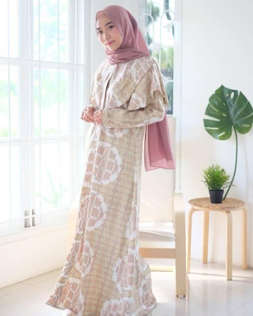 Amanda Dress Gamis Gamis Muslim Gamis Lebaran